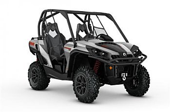 2017 Can-Am Commander 800R for sale 200421865