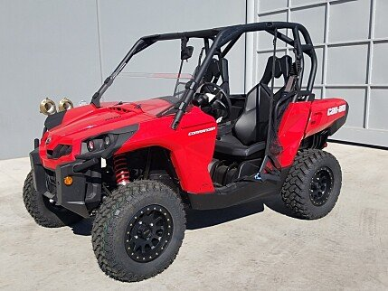 2017 Can-Am Commander 800R for sale 200386854