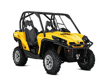 2017 Can-Am Commander 800R for sale 200406818