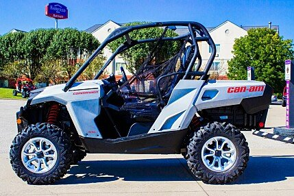 2017 Can-Am Commander 800R for sale 200477648
