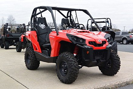 2017 Can-Am Commander 800R for sale 200487050