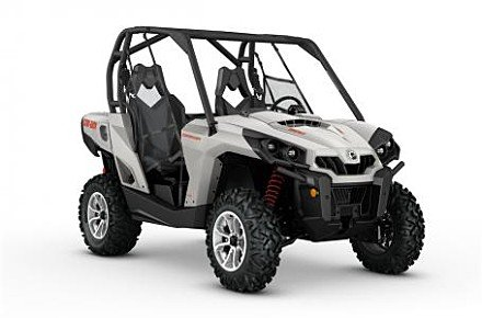 2017 Can-Am Commander 800R for sale 200491887