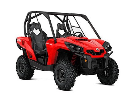 2017 Can-Am Commander 800R for sale 200537280