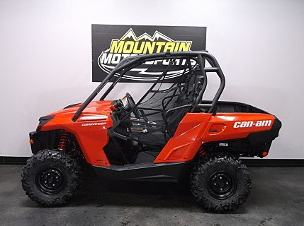 2017 Can-Am Commander 800R for sale 200538193