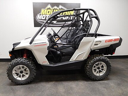 2017 Can-Am Commander 800R for sale 200538277