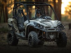 2017 Can-Am Commander 800R for sale 200591003