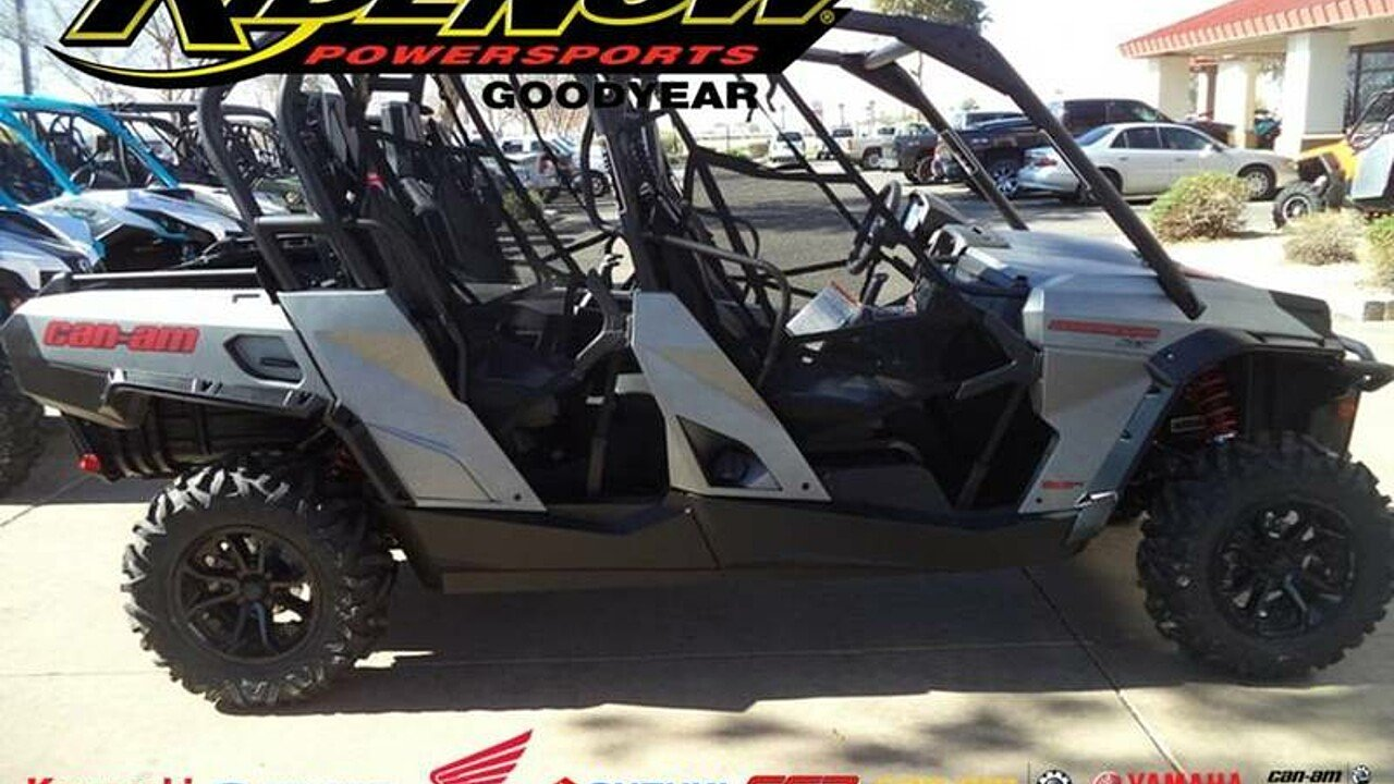 2017 Can-Am Commander MAX 1000 for sale 200405455