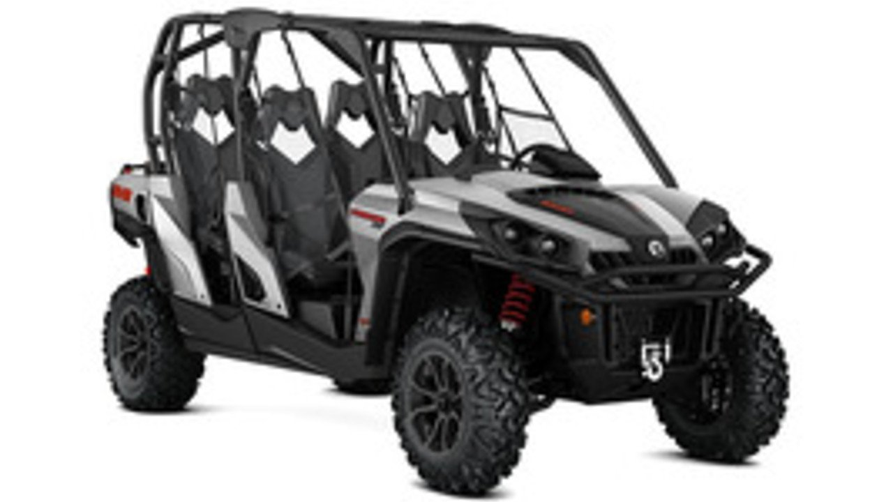 2017 Can-Am Commander MAX 1000 for sale 200406810