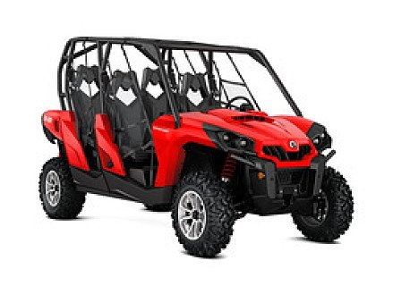2017 Can-Am Commander MAX 1000 for sale 200406807