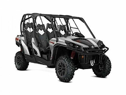 2017 Can-Am Commander MAX 1000 for sale 200441245
