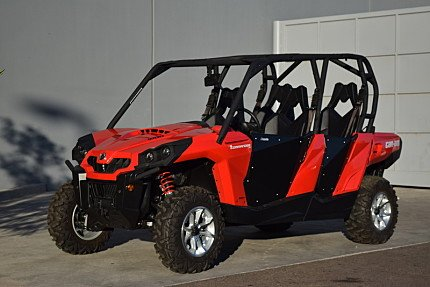 2017 Can-Am Commander MAX 1000 for sale 200518598