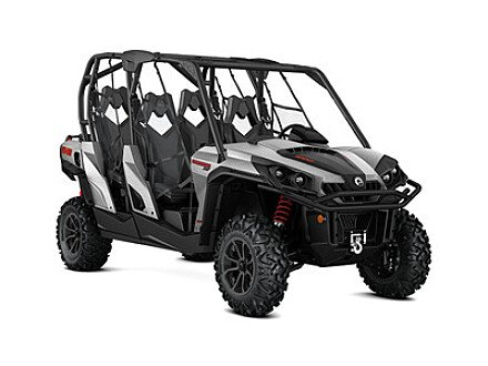 2017 Can-Am Commander MAX 1000 for sale 200537282