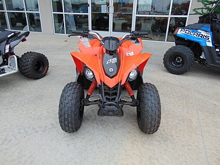 2017 Can-Am DS 90 for sale 200398771