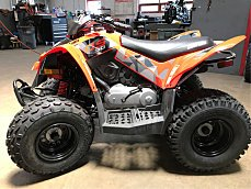 2017 Can-Am DS 90 for sale 200501688