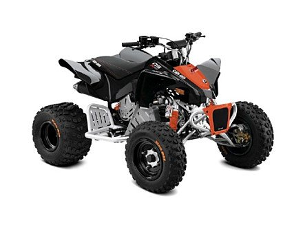 2017 Can-Am DS 90 for sale 200511083