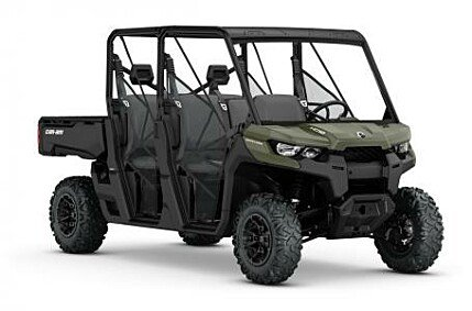 2017 Can-Am Defender for sale 200421758