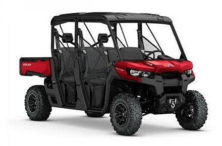 2017 Can-Am Defender for sale 200421810