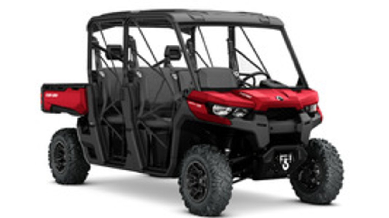2017 Can-Am Defender for sale 200406835