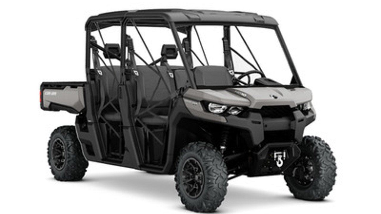 2017 Can-Am Defender for sale 200406836