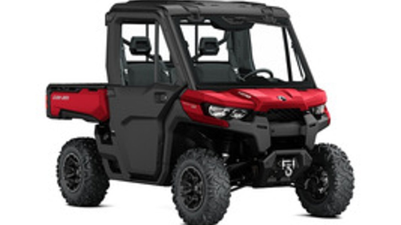 2017 Can-Am Defender for sale 200406838