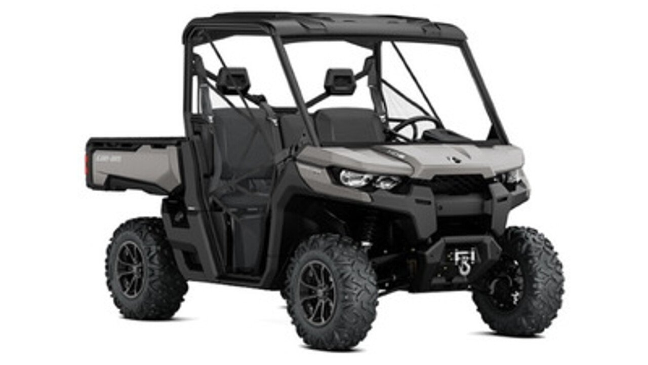 2017 Can-Am Defender for sale 200406844