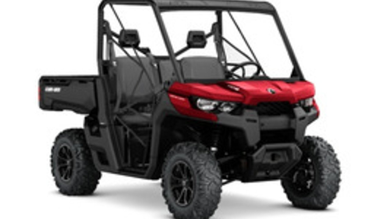 2017 Can-Am Defender for sale 200409917