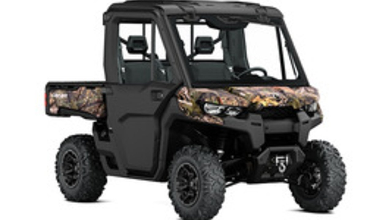 2017 Can-Am Defender for sale 200409920