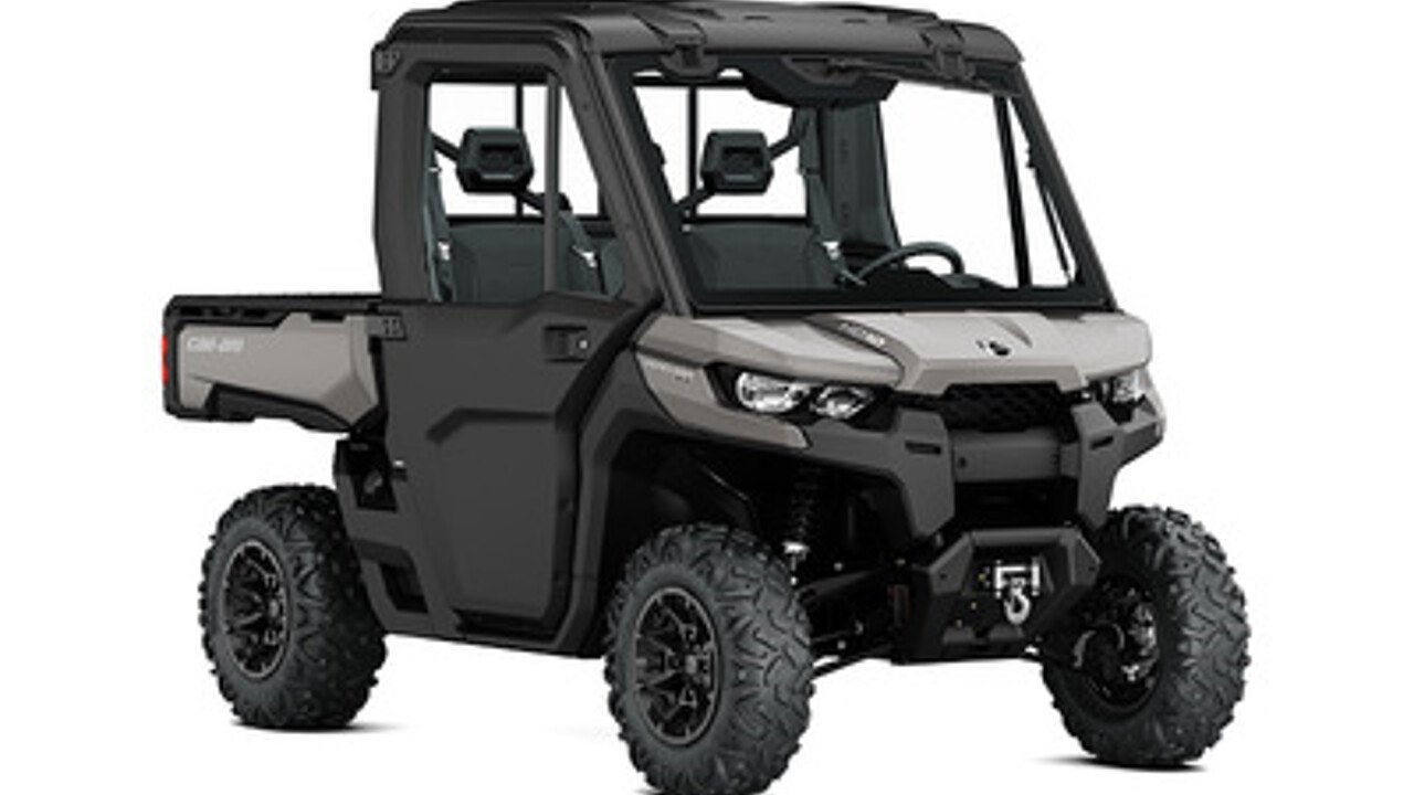 2017 Can-Am Defender for sale 200409921