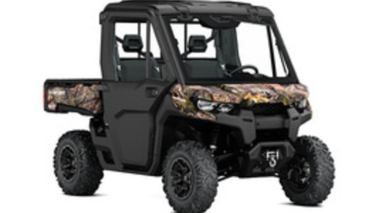 2017 Can-Am Defender for sale 200409923