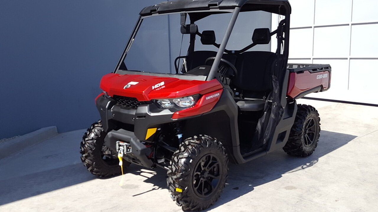 2017 Can-Am Defender XT HD8 for sale 200413660