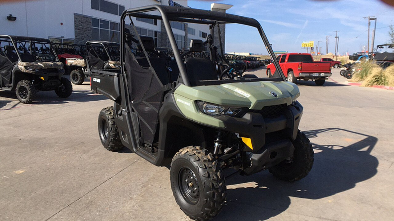 2017 Can-Am Defender for sale 200416268
