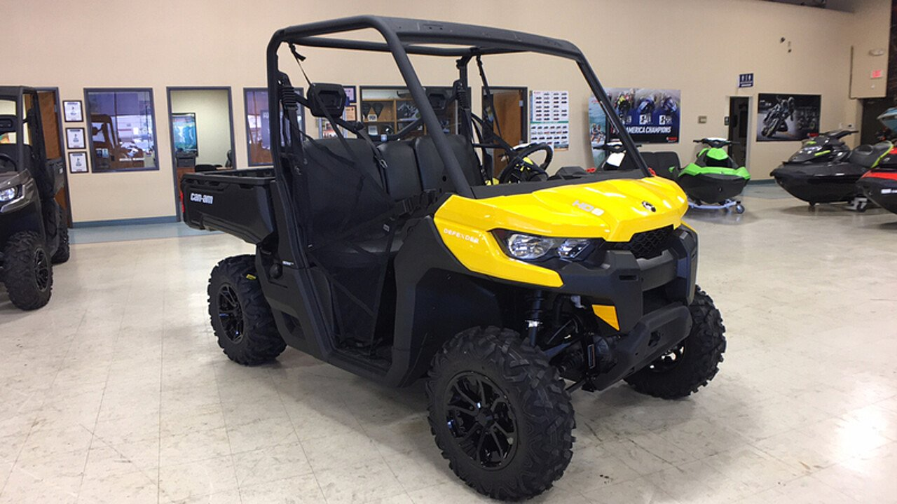 2017 Can-Am Defender for sale 200420835