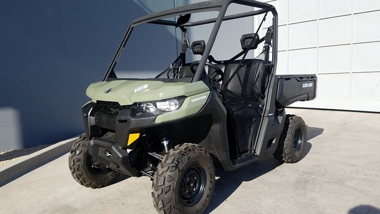 2017 Can-Am Defender for sale 200421092