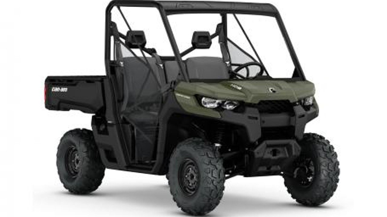 2017 Can-Am Defender for sale 200421746