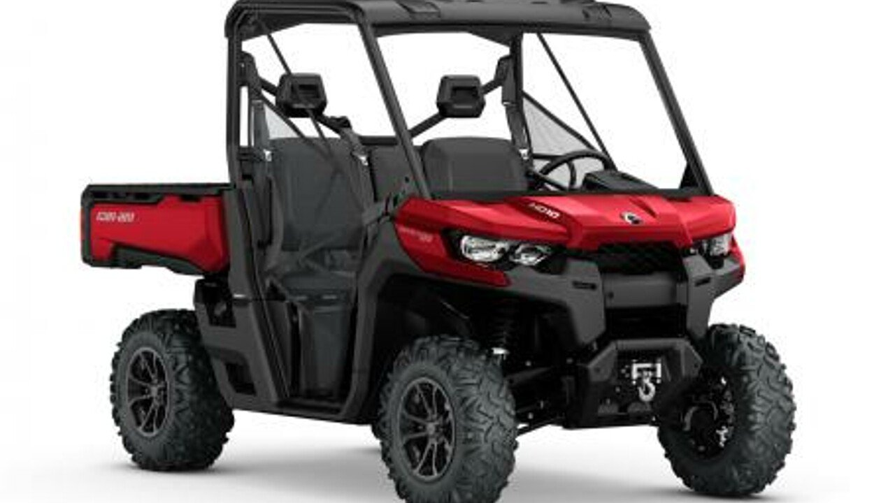 2017 Can-Am Defender for sale 200421767
