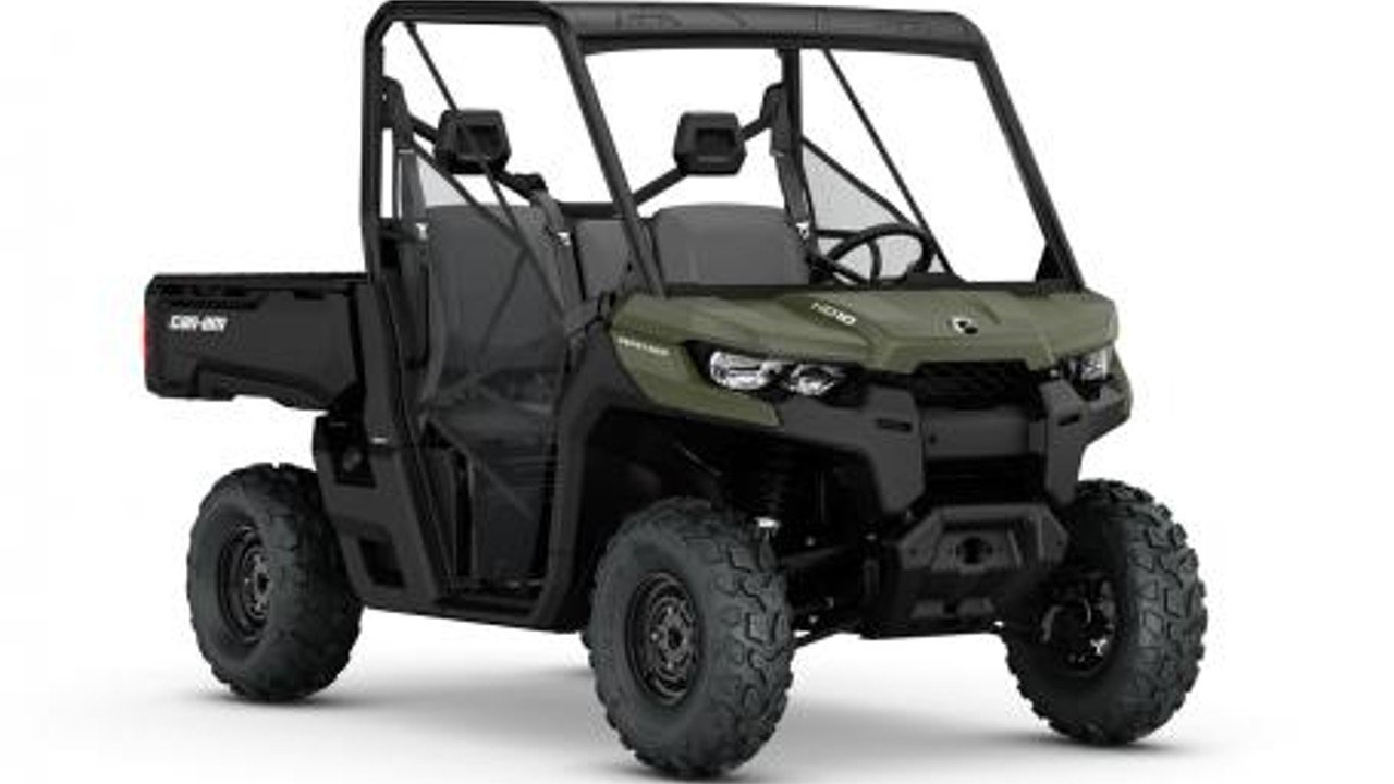 2017 Can-Am Defender for sale 200421829