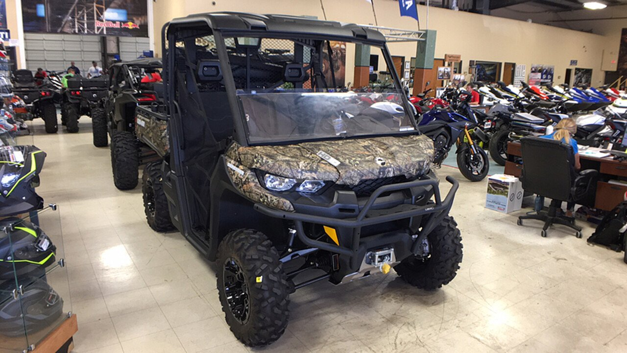 2017 Can-Am Defender HD10 for sale 200422040