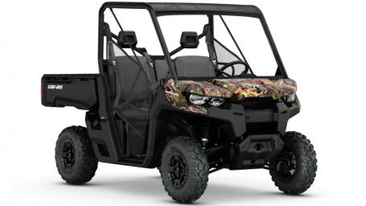 2017 Can-Am Defender for sale 200422106