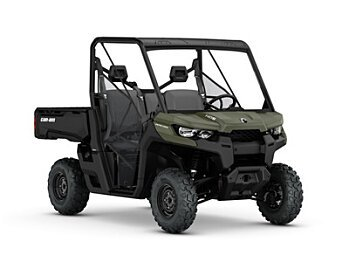 2017 Can-Am Defender for sale 200425281