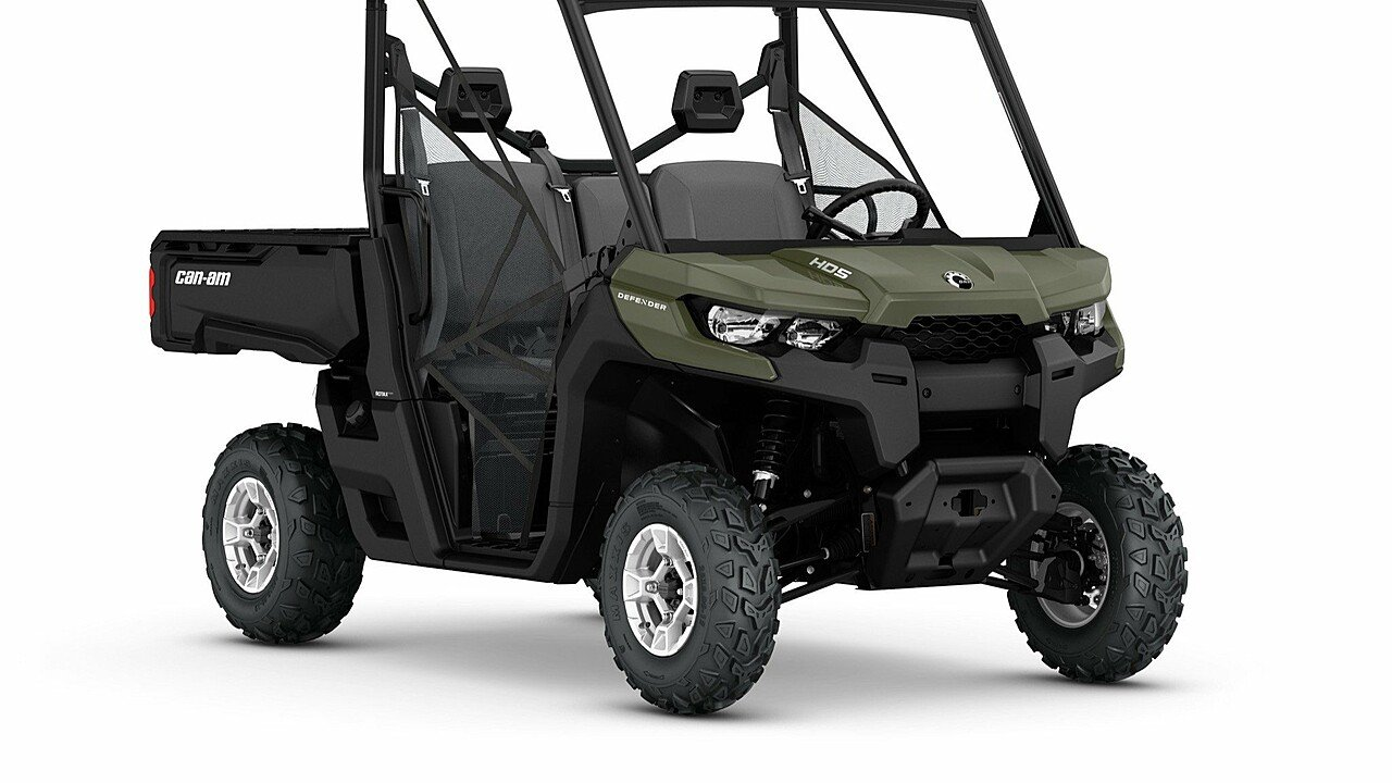 2017 Can-Am Defender for sale 200425419