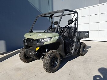 2017 Can-Am Defender for sale 200435216