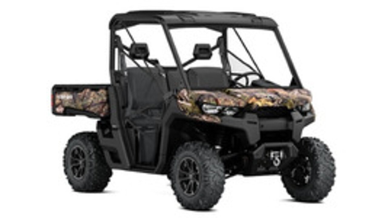 2017 Can-Am Defender HD10 for sale 200436473