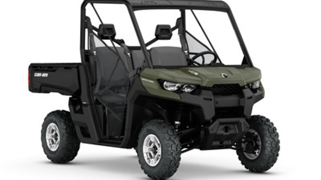 2017 Can-Am Defender for sale 200438287