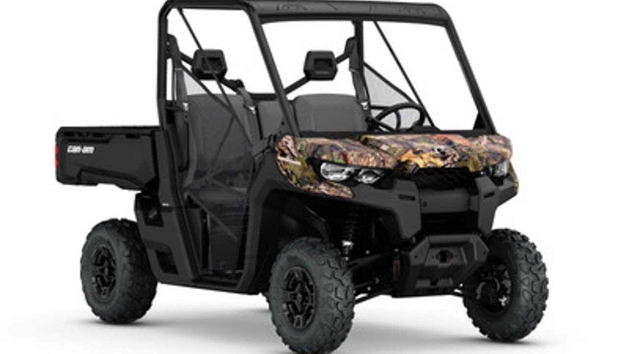 2017 Can-Am Defender for sale 200438456