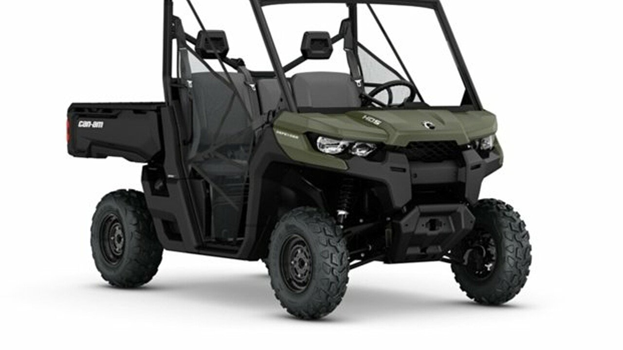 2017 Can-Am Defender for sale 200439096