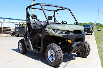 2017 Can-Am Defender for sale 200447065