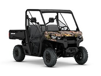 2017 Can-Am Defender for sale 200449155