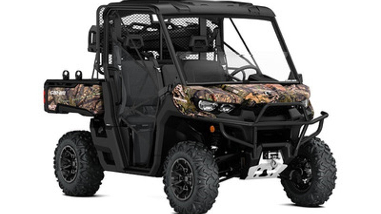 2017 Can-Am Defender HD10 for sale 200453484