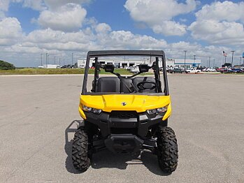 2017 Can-Am Defender for sale 200462407