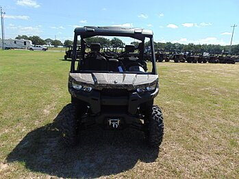 2017 Can-Am Defender XT HD8 for sale 200462413